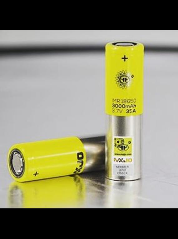 Bateria MXJO 18650 3000 Mah 35A
