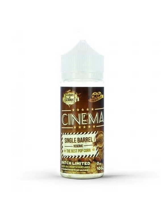 eliquid Cinema Reserve ZHC Mix Series Clouds of Icarus 100ml 00mg tpd