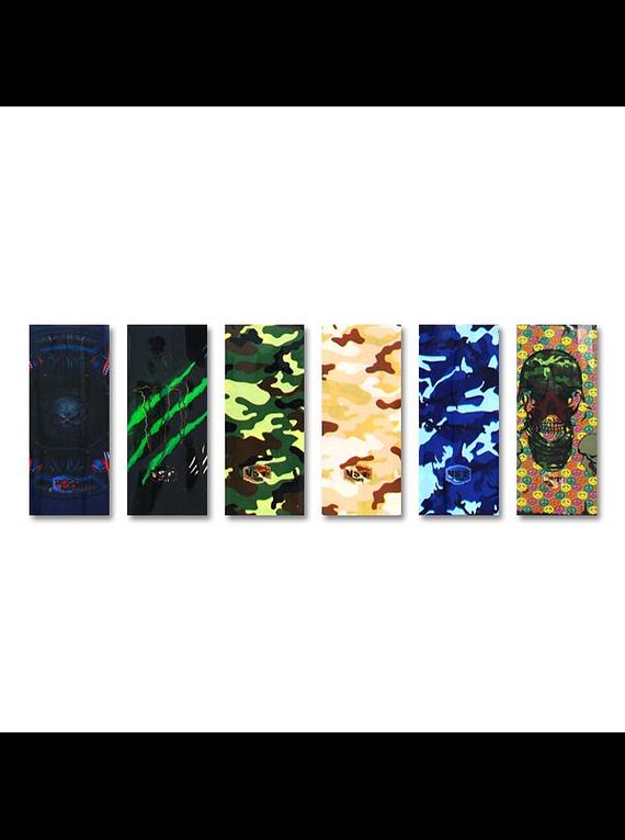 Wraps baterias 20700 - War Series