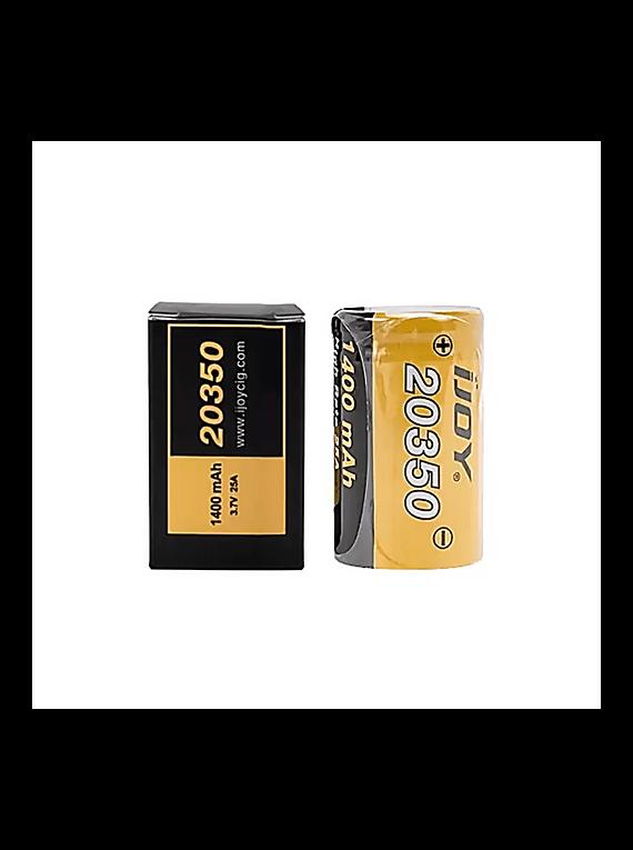 Bateria 20350 1400mAh 25A - Ijoy