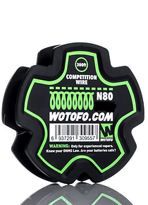 Wotofo Competition wire ni 80 & ni 90