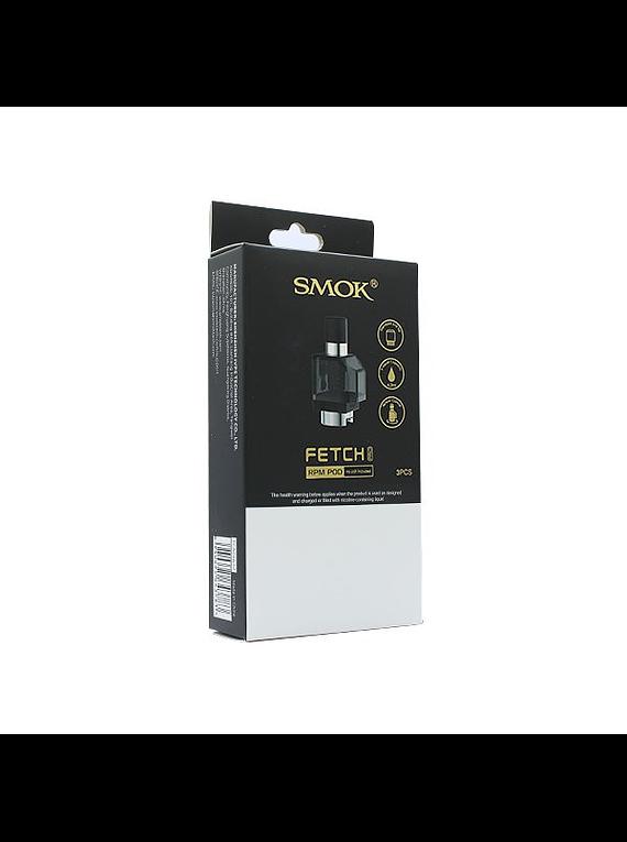 Cartucho RPM 4.3ml / RGC 4.0ml    para Fetch  Pro  - Smoktech - 4.3ml