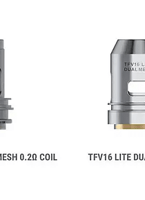 Résis Conical Mesh 0.2Ω para TFV16 Lite