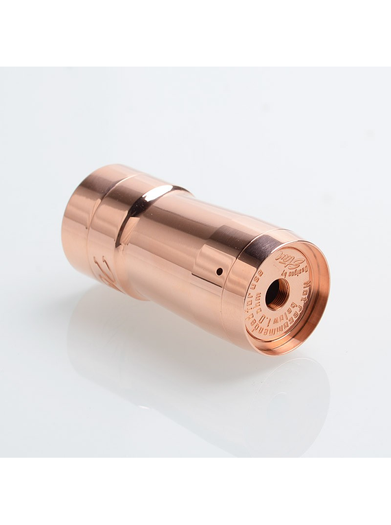 Notion MTL Mech Mod - Timesvape - nova bateria 20350
