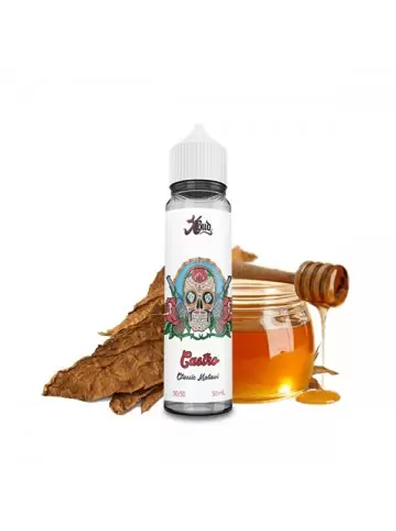 Eliquid 50ml - X-Bud by Liquideo