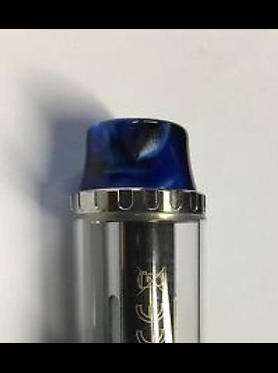 Drip Tip em resina estabilizada compativel com Aspire Cleito / Atlantis Evo / Joeytech Ultimo