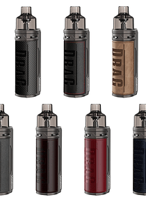 Kit Drag S Mod Pod - Voopoo - VOOPOO DRAG S 60W VW Pod Kit 2500mAh