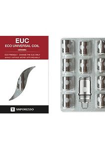 Resistência Vaporesso EUC / Estoc Tank unidade e em pack com sleeve