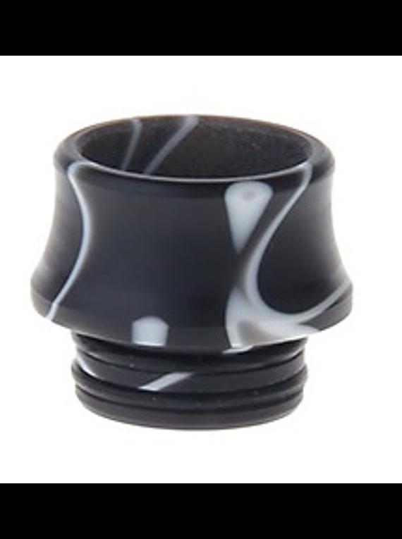 Drip tip delrin 510 & opção wide bore