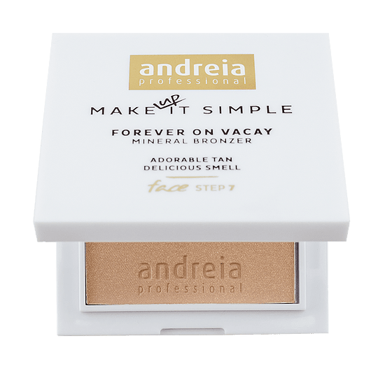 Andreia FOREVER ON VACAY - Mineral Bronzer Glow - 01