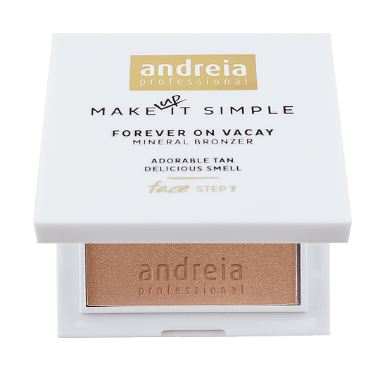 Andreia FOREVER ON VACAY - Mineral Bronzer Glow - 02
