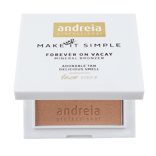 Andreia FOREVER ON VACAY - Mineral Bronzer Glow - 03