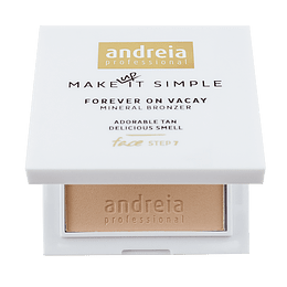 Andreia FOREVER ON VACAY - Mineral Bronzer Matte - 01