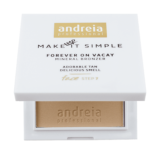 Andreia FOREVER ON VACAY - Mineral Bronzer Matte - 02