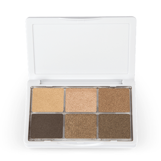 I CAN SEE YOU - Eyeshadow Palette 01. The Nudes - Andreia