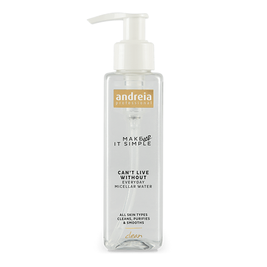 Andreia Can't Live Without - Everyday Micellar Water