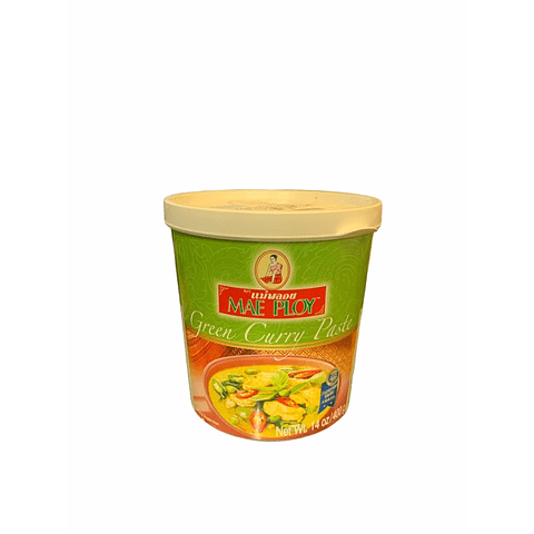 Pasta Curry Verde Picante