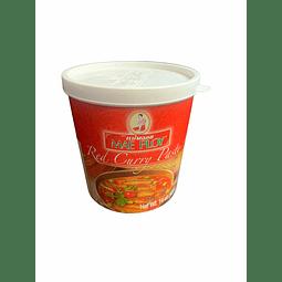 Pasta Curry Rojo