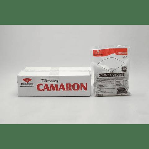 Gyoza Camaron o Gyosa Camaron