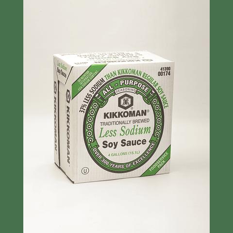 Salsa de Soya Kikkoman Light