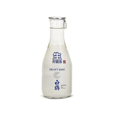 Botella Sake Junmai Draft