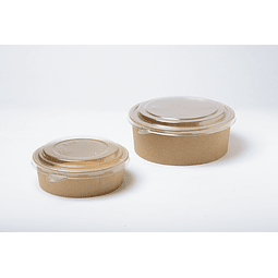 Set Bowl Krat + Tapa 1300 ml