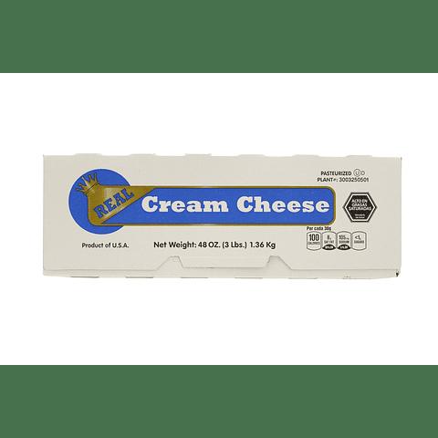 Queso Crema Real