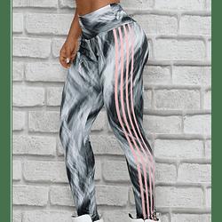Moda Brasil Calza Marmoleada