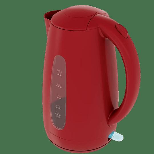 Hervidor Eléctrico Oster Rojo - Image 2