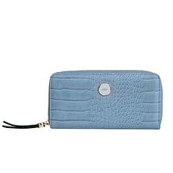 Billetera Secret Roma Wallet XL Light Blue