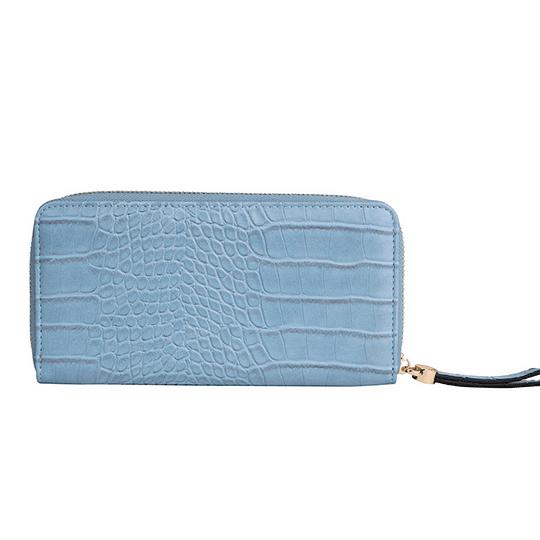 Billetera Secret Roma Wallet XL Light Blue  - Image 2