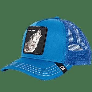 Goorin Bros Wolf Azul Electrico
