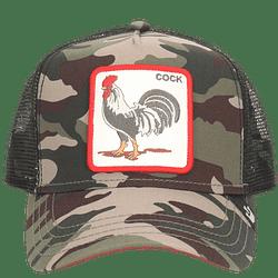 Goorin Bros Rooster Camuflajeada