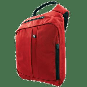 Mono Mochila 8 L Roja Protección RFID