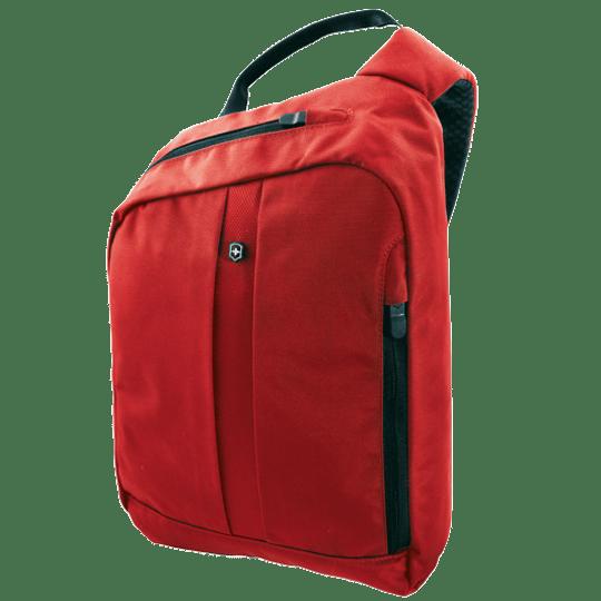 Mono Mochila 8 L Roja Protección RFID  - Image 1