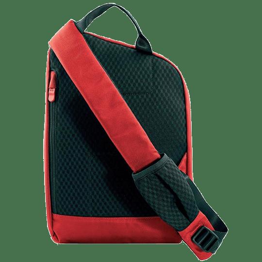Mono Mochila 8 L Roja Protección RFID  - Image 2