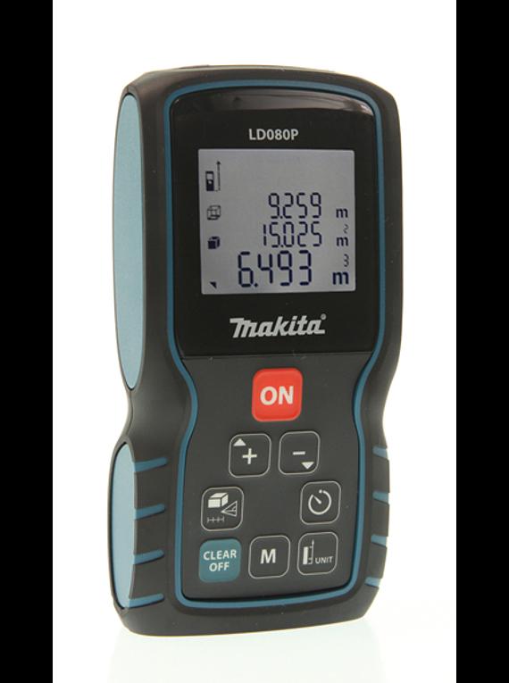 Medidor laser Makita LD080P