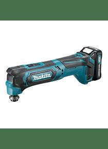 Multifunções a bateria 10,8V Makita TM30DSAEX1
