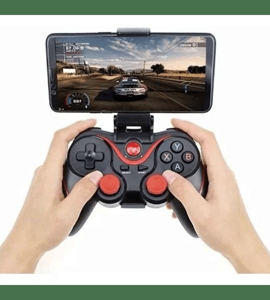 Control Joystick Gamepad Bluetooth Celular Android Pc