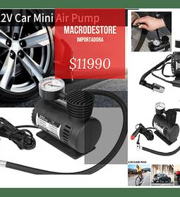 Compresor Aire 12v  Neumáticos Bicicleta