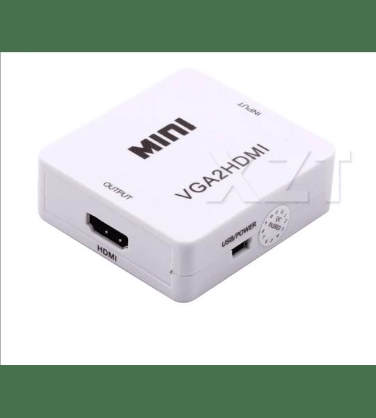 Convertidor VGA a HDMI de 1080P