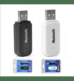 Adaptador/receptor de música USB Blue-tooth 4.0, receptor de Audio de 3,5mm,