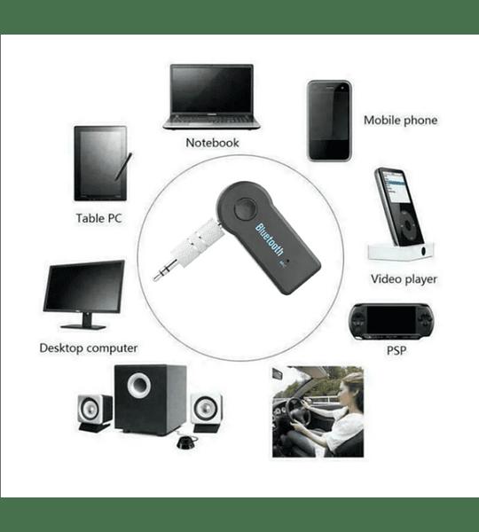 Adaptador receptor y transmisor Bluetooth