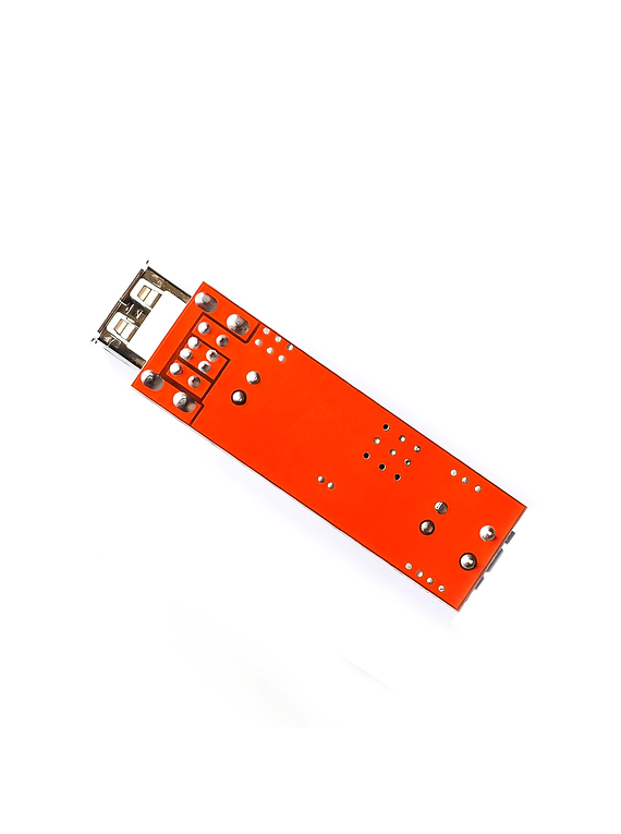 CONVERTIDOR DC-DC LM2596 REDUCTOR SALIDA USB