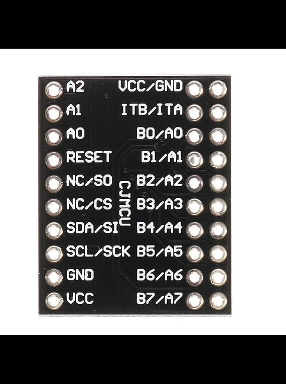 CONVERTIDOR I2C 16BITS MCP23017 CJMCU