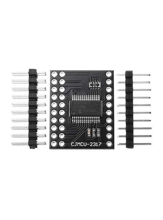 CONVERTIDOR I2C 16BITS MCP23017