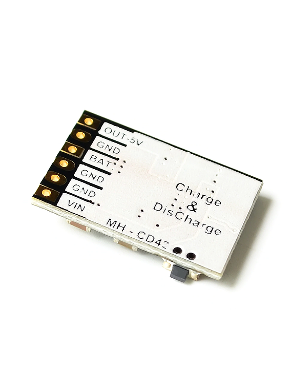 CARGADOR BATERIA DE LITIO MH-CD42 18650 2.1A