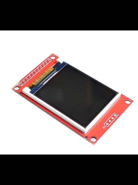 LCD TFT 128X160 1.8 PULGADAS