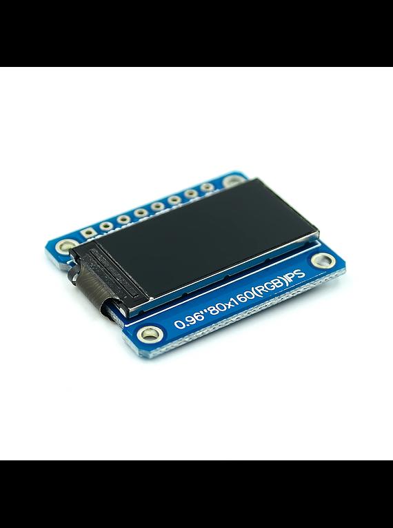 LCD 0.96 PULGADAS TFT 80X160