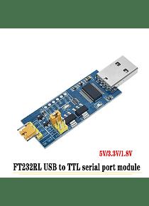 CONVERSOR USB A TTL FT232RL